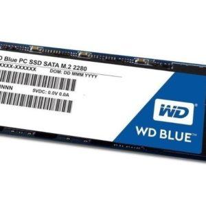 Ssd Wd Blue M.2 2280 500gb Ata 3dnand 6gb/s Wds500g2b0b