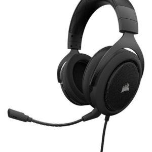 Audífonos Corsair Hs60 7.1 Gamer Pc Ps4 Xbox Nintendo 3.5mm
