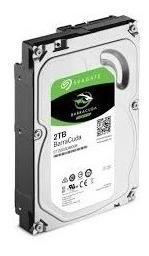 Disco Duro Interno 2tb Seagate 3.5 Barracuda St2000dm008 /v