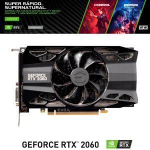 Tarjeta De Video Evga Nvidia Rtx 2060 Xc Gaming Gddr6 6gb