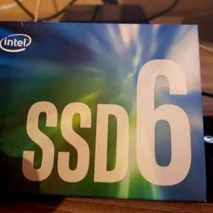 Intel Ssd 660p Series Nvme M.2 Memoria De 1tb