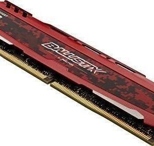 Memoria Ballistix Sport Lt 8 Gb Single Ddr4 2666 (pc4-21300)