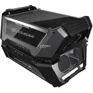 Case Cougar Gemini X – Torre – Dual, Aluminio, Vidrio