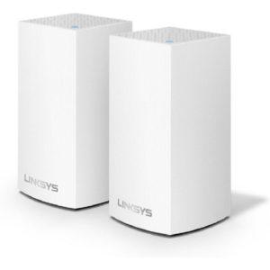 Router Inalambrico Linksys Whw0102 Velop Doble Banda Y Nodos