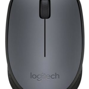 Mouse Logitech M170 Grey-k Optico Inalambrico Pc Mac Chrome
