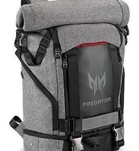 Mochila Gaming Acer Predator Rolltop Backpack Gris