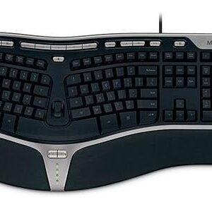 Teclado Microsoft Natural Ergonomic Keyboard 4000