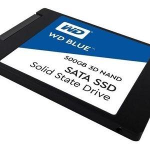 Ssd Wd Blue 2.5 500gb Sata 3 Wds500g2b0a