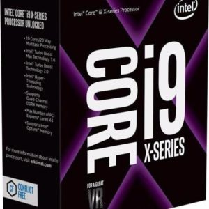 Procesador Intel Core I9 7900x  3 30 Ghz  13.75 Mb Cache