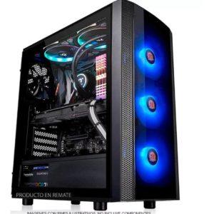 Gabinete Gamer Thermaltake Versa J25 Cristal Templado Remate