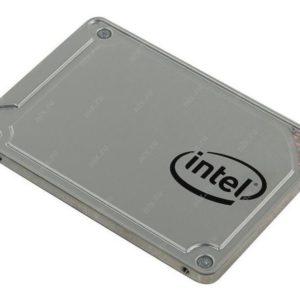 Ssd Intel 2.5 256gb Sata3 7mm Lect 550mb/s Escrit 440mb/s