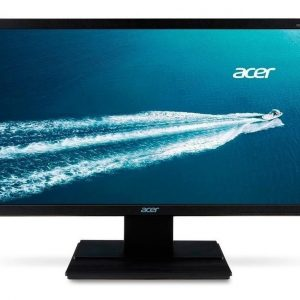 Monitor Led Acer V246hl, 24  , Full Hd, Hdmi/vga