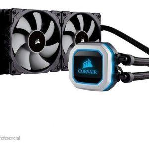 Sistema Enfriamiento Líquido Corsair Hydro Series H100i Pro