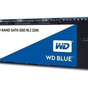 Ssd Wd Blue M.2 2280 1tb Sata 3dnand 6gb/s 7mm Wds100t2b0b