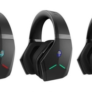 Audifono Inalambrico Dell Alienware Aw988  Gaming  Negro  Le