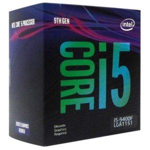 Procesador Intel Core I5-9400f 2.90ghz | Oferta