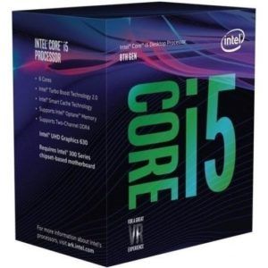Procesador Intel Core I5 8400 2.8ghz-9.0mb | Oferta
