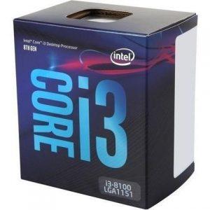 Procesador Intel Core I3-8100, 3.60 Ghz, 6 Mb Caché L3