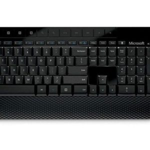 Kit Teclado Y Mouse Microsoft Inalambrico M7j-00004 Negro