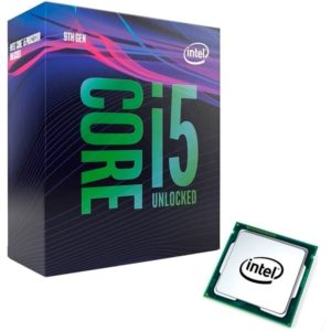 Procesador Intel Core I5 9600k  3.70 Ghz  9mb Smart Cache