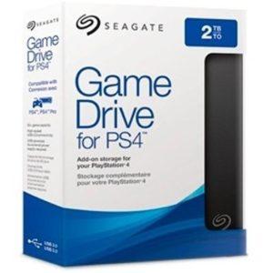 Disco Duro Externo Seagate 2tb 2.5 Game Drive Para Ps4