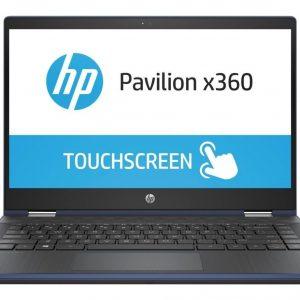 Notebook Hp Pavilion X360 14-cd0007la I5-8va 4gb 500gb