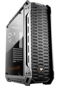 Case Panzer S Mid Tower Millitary Style Tempered Glass