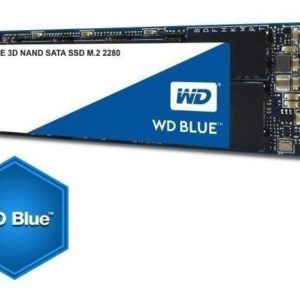 Ssd Wd Blue M.2 2280 250gb Sata 3dnand 6gb/s 7mm Lect 540mb