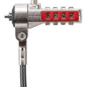 Targus Defcon Cl Pa410u Candado De Combinacion Con Cable