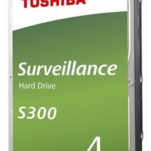 Disco Duro Toshiba 4tb Hdwt140uzsva 128mb Cache – 5400rpm –