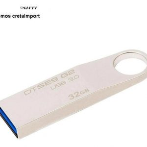 Memoria Kingston Usb 3.0 32gb Dtse9 G2 Metal – Oferta
