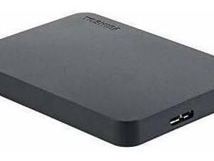 Disco Duro Toshiba Externo 2tb Hdtb420xk3aa – Negro