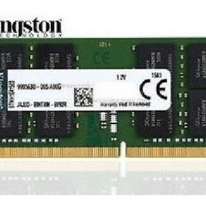 Memoria Ram Kingston 8gb Ddr4 2400 Mhz Kcp424ss8/8