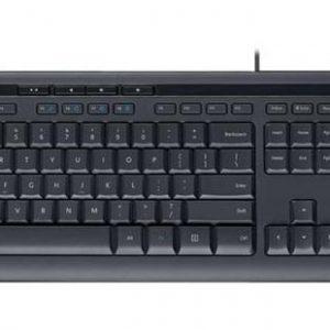 Combo Teclado + Mouse Usb Microsoft Wired 600