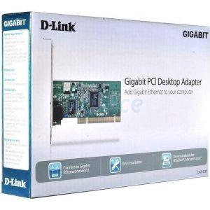 Tarjeta Gigabit Ethernet Pc – D-link Dge-528t 10/100/1000