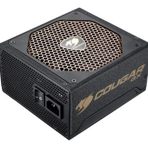 Fuente De Poder Cougar Gx800 80plus Oro Semi Modular