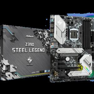 Tarjeta Madre Asrock Z390 Steel Legend Lga-1151