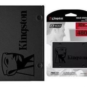 Disco Duro Solido 480gb Ssd Kingston A400 Sata 6gb/s, 2.5