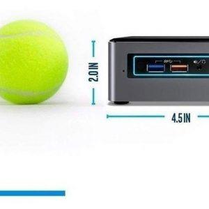 Pc Mini Intel Nuc Nuc7i7bnh ( Boxnuc7i7bnh ) I7 -7567u | 1