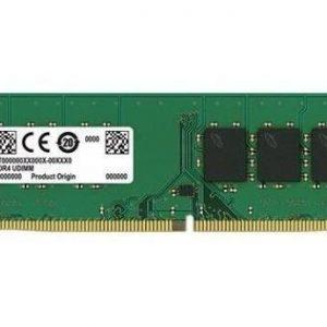 Memoria Ram Crucial, 8gb Ddr4, 2400mhz, Pc4-19200, No Ecc