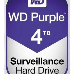 Dd Interno Wd Purple 3.5 4tb Sata3 Para Dvr Y Nvr Wd40purz