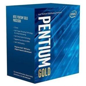 Procesador Intel Pentium Gold G5400 | Oferta