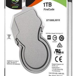 Disco Duro Laptop 1tb Gamer Seagate 2.5 5400rpm