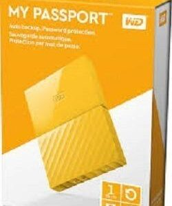 Dd Externo Portatil 3tb Amarillo 2.5 Usb3.0 Win Wdbyft0030by