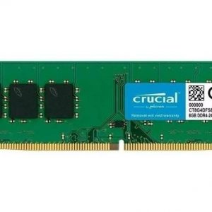 Memoria Crucial 8gb Ddr4-2400 Ct8g4dfd824a Pc4-19200