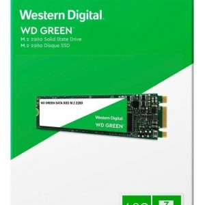 Ssd M.2 2280 Wd Green 480gb Sata 3.0