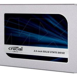 Ssd 2.5 7mm Crucial Mx500 250gb Sata 3.0