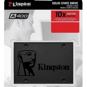 Disco Duro Solido Kingston Ssd A400, 120gb, Sata3, 2.5