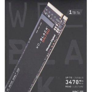 Ssd M.2 2280 Wd Black Sn750 1tb Pcie 3.0 X4