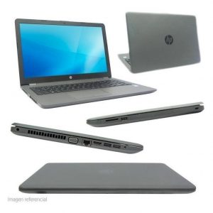 Notebook Hp 250 G6, 15.6  Led, Intel Core I3-7020u 2.30ghz,